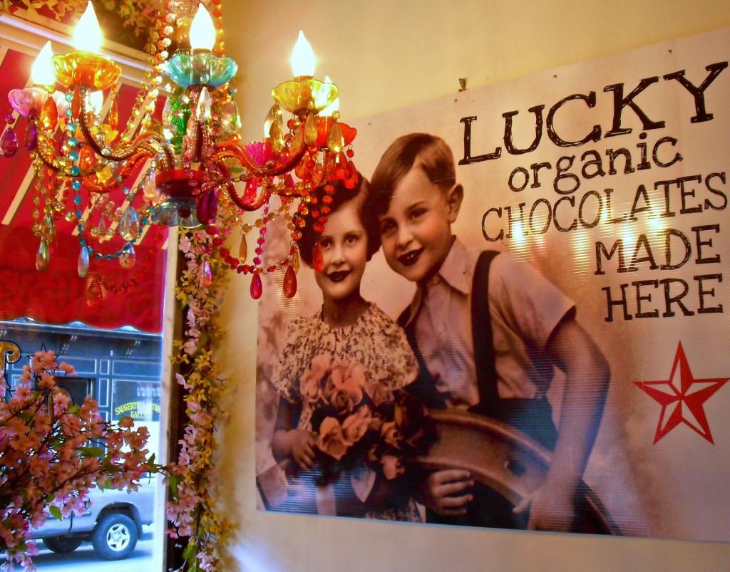 Lucky Chocolates, Saugerties NY