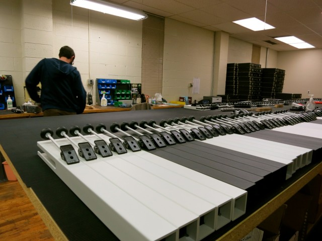 Malmark trademarked ChoirChimes testing room