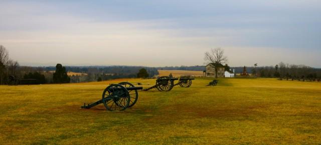 Manassas Battlefield, Henry Hill