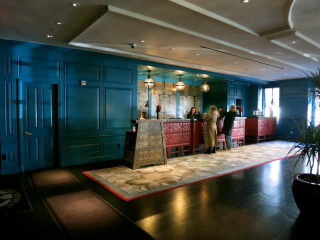 Hotel Monaco Alexandria Check In