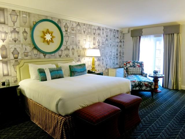 Hotel Monaco Alexandria Guest Room