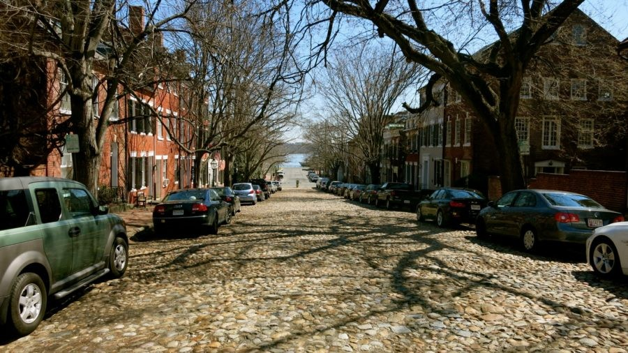 Alexandria VA: Making Life Happy for Dogs, Presidents, and Visitors Alike