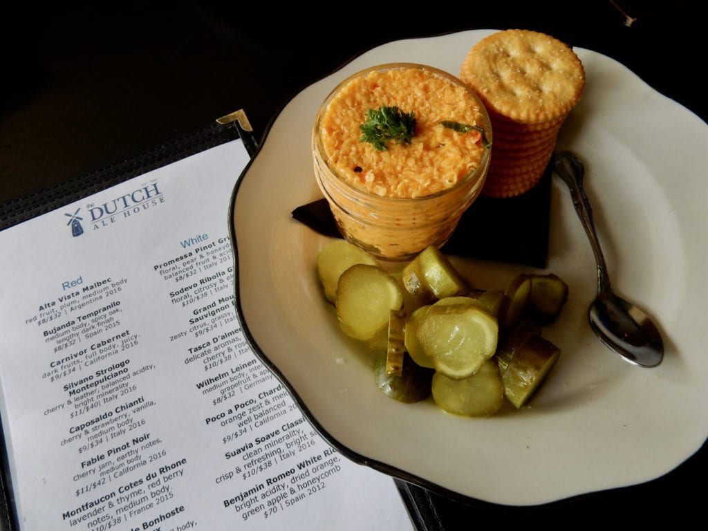 Pimento Cheese The Dutch Ale House Saugerties NY
