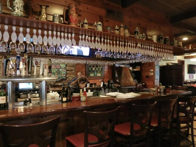 Plumsteadville Inn Bar