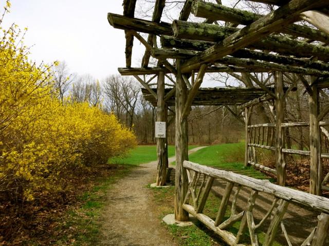 Poets Walk Park