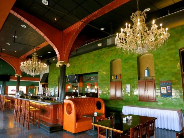 Radisson Scranton, Trax Platform Lounge