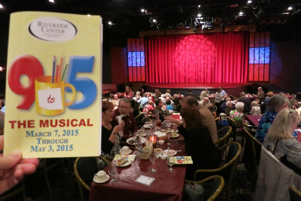 Riverside Center Dinner Theater, Fredericksburg VA