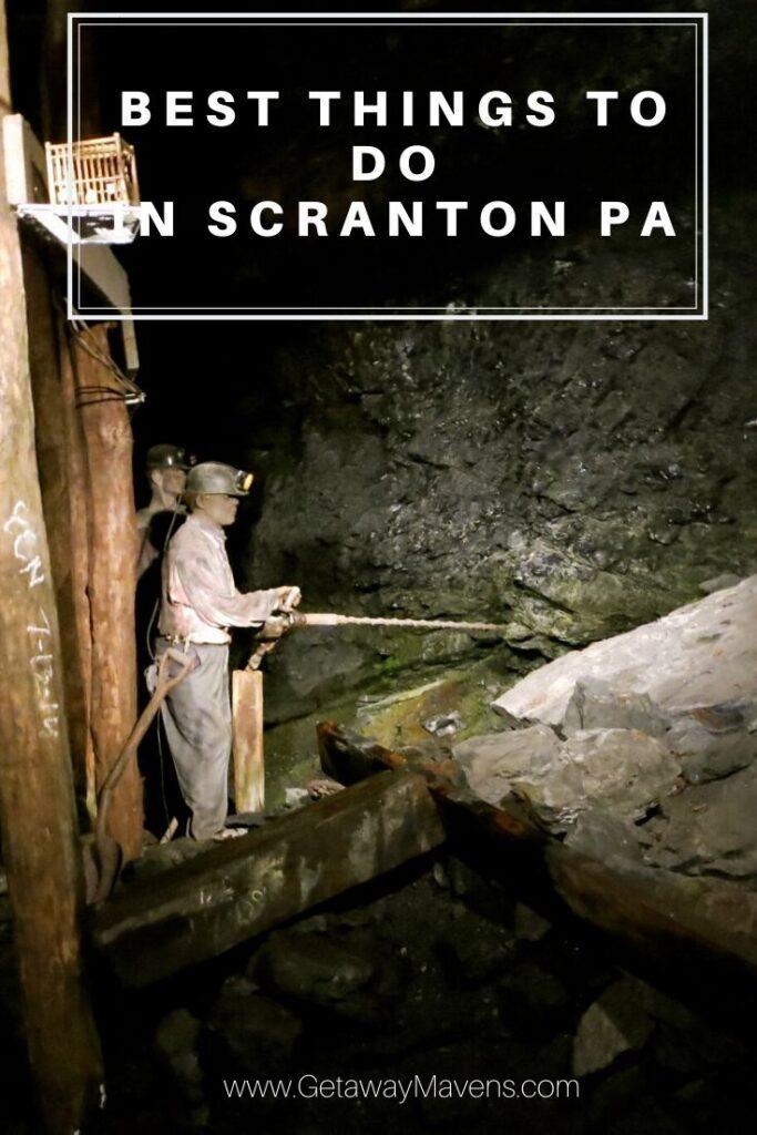 Scranton PA Pin