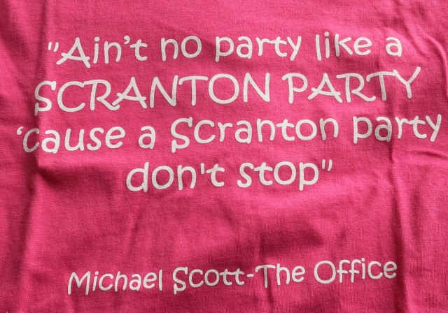 Scranton Party - The Office