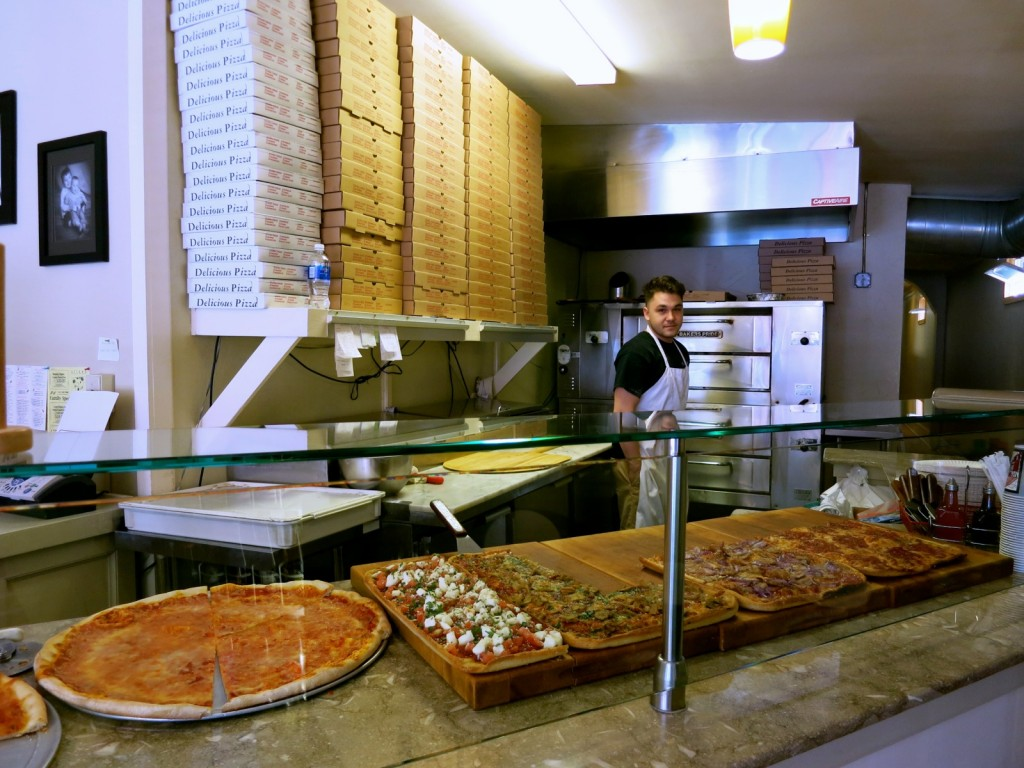 Interior Slices Saugerties NY