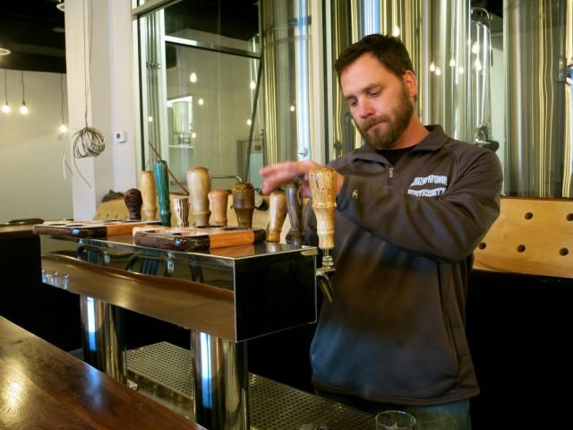 Spencer Devon Brewery, Fredericksburg VA