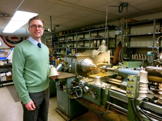 Tim Schuback, Malmark Co.