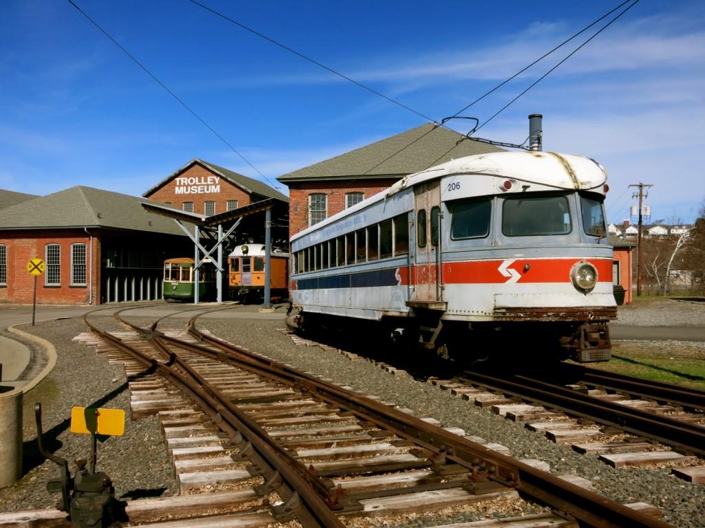 Trolley Museum, Scranton PA