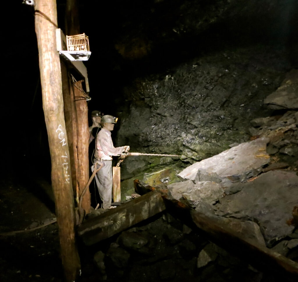 Lackawanna Coal Mine Tour Scranton PA