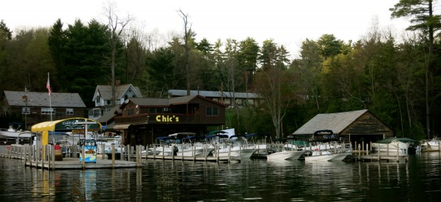 Chic's Boat Rentals, Lake George