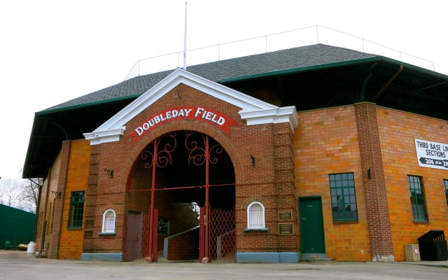 Doubleday Field, Cooperstown NY