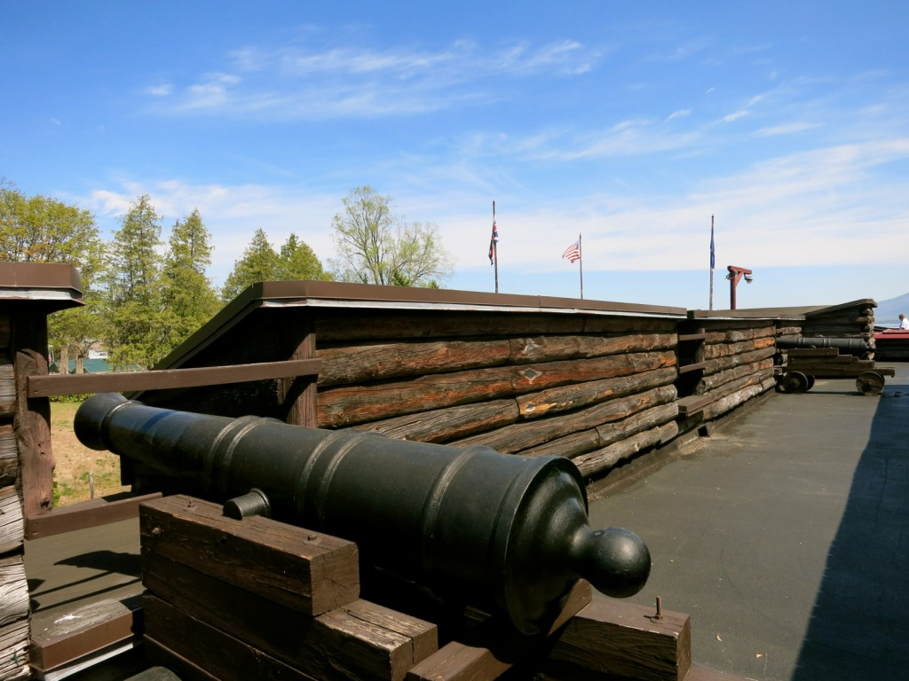 Fort William Henry, Lake George NY