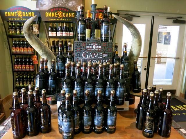 Game of Thrones Beer, Ommegang