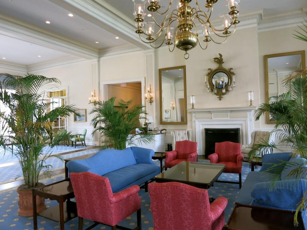 Otesaga Hotel Lobby
