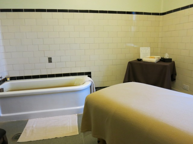 Private Soaking Room at Roosevelt Baths