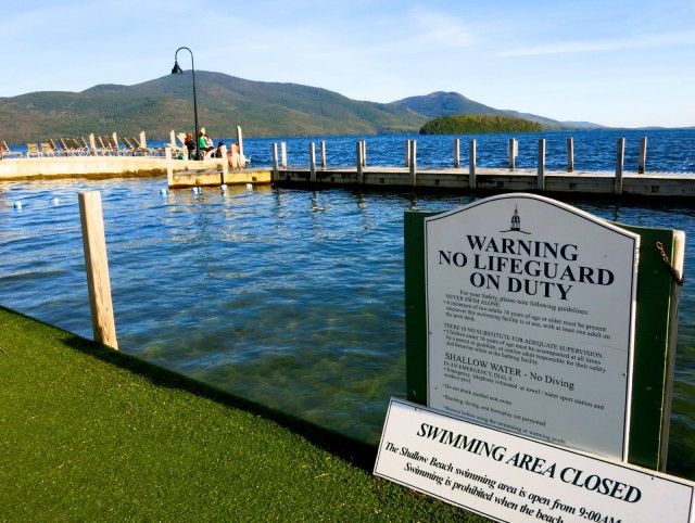 Sagamore Lake Pool