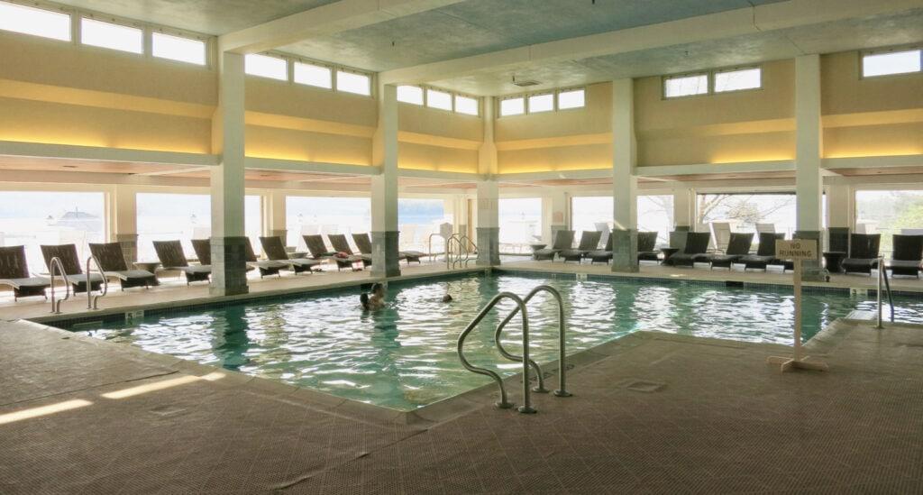 Sagamore Resort Indoor Pool