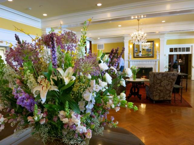 Sagamore Resort Lobby