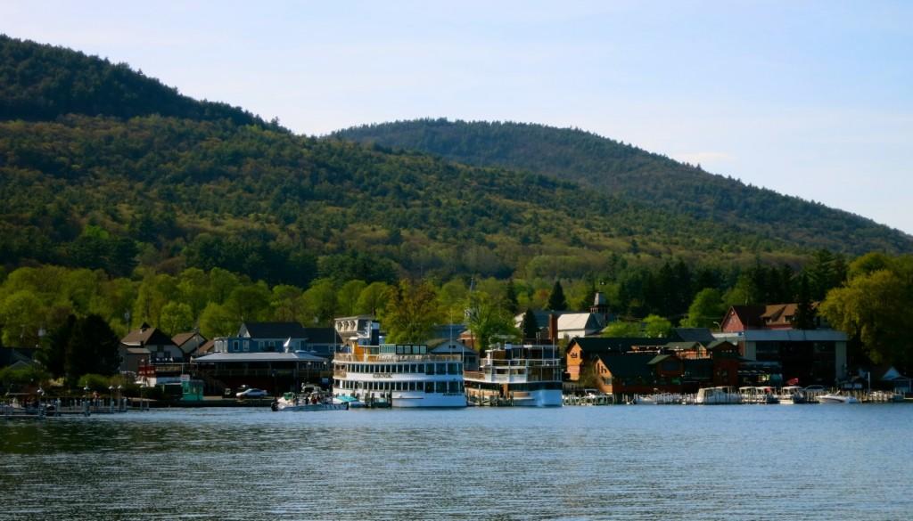 Southern Lake George NY