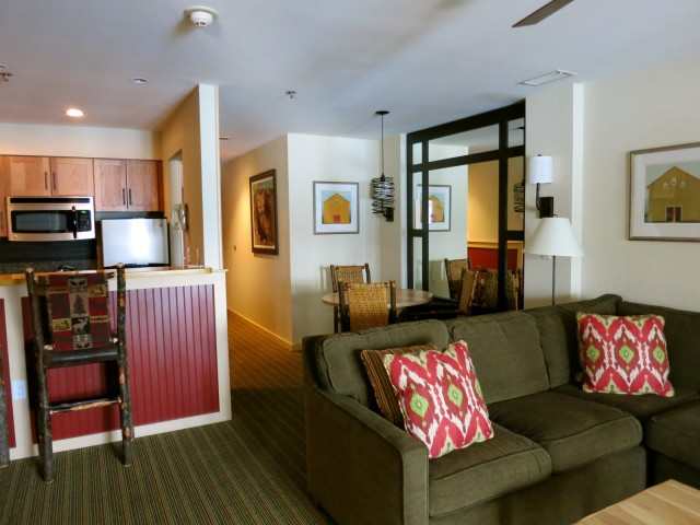 Suite in The Lodges, Sagamore Resort