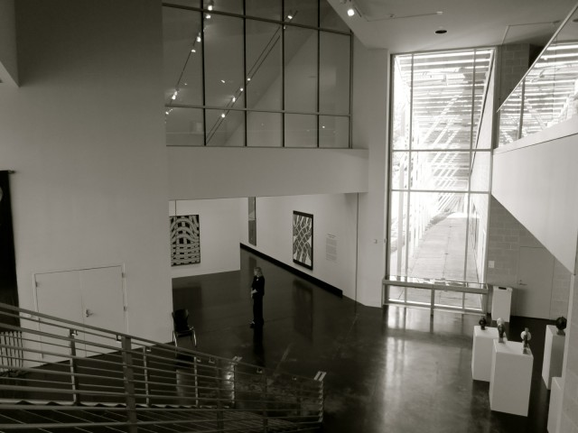 Tang Art Museum at Skidmore, Saratoga NY