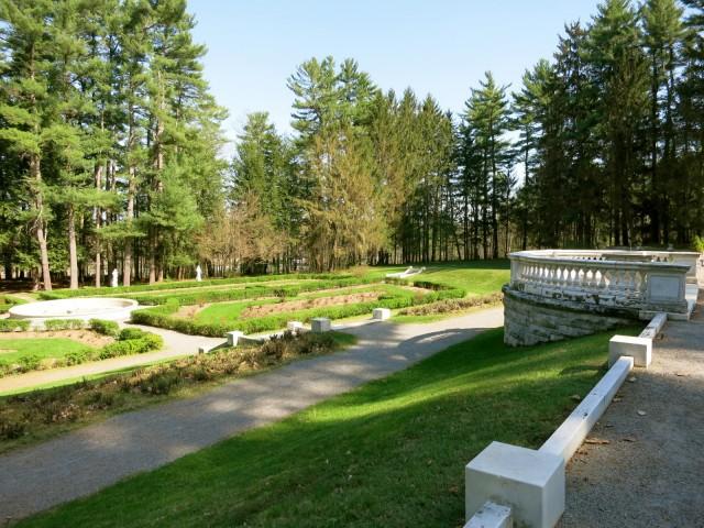 Yaddo Gardens, Saratoga Springs NY