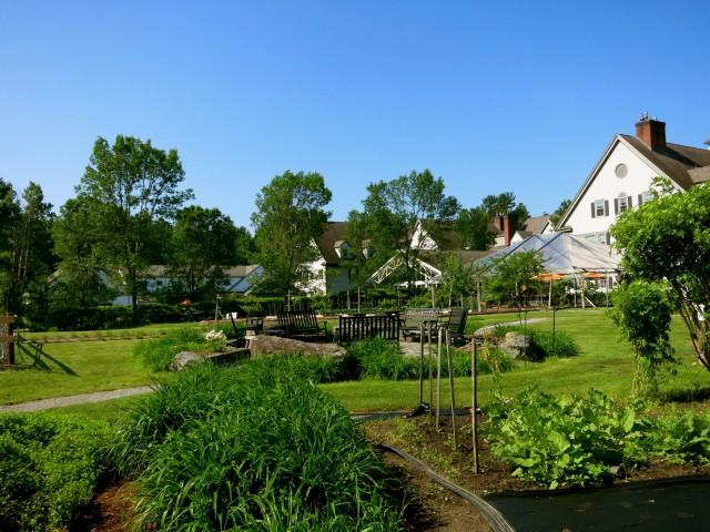 Essex Resort Backyard and Garden
