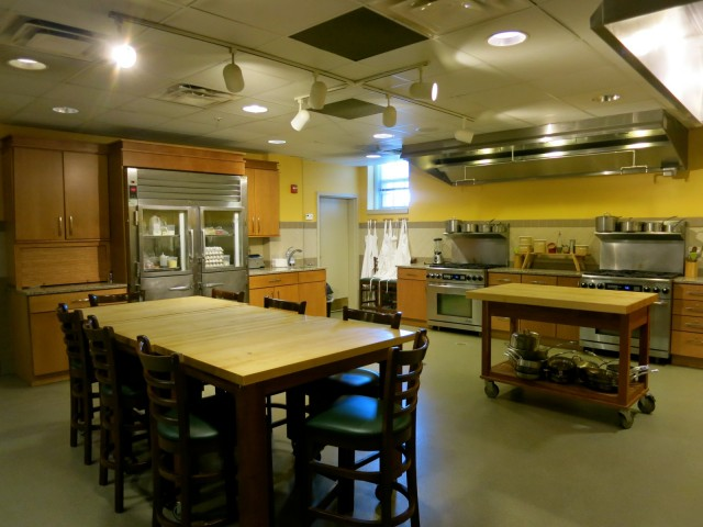 Essex Resort Teaching Kitchen