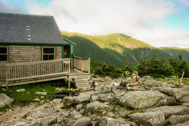 Greenleaf Hut - White Mountains
