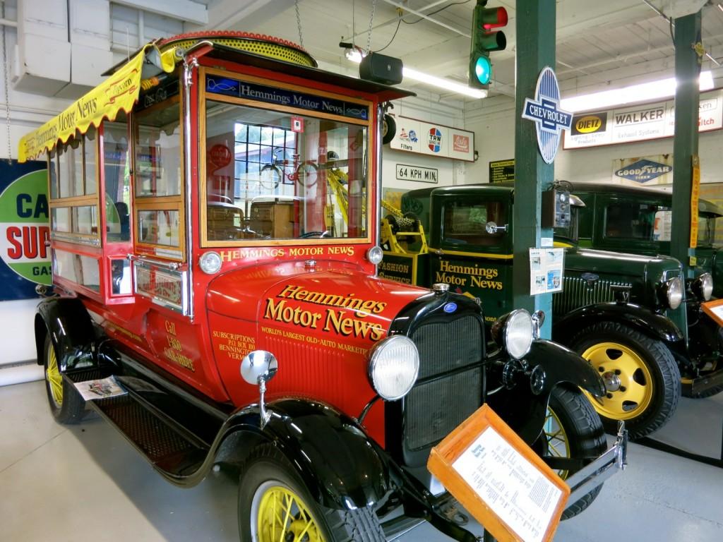 Hemmings Motor News, Bennington VT