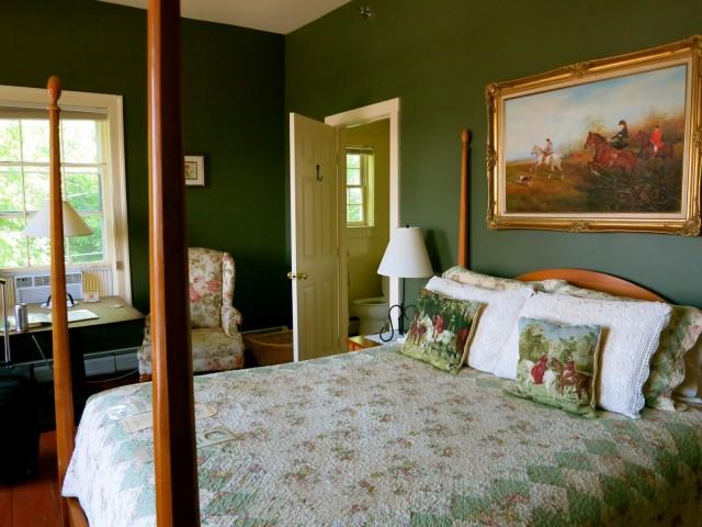 Inn on the Green, Middlebury VT