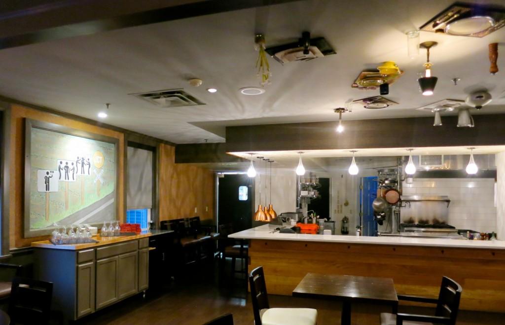 Junction Restaurant, Essex Resort