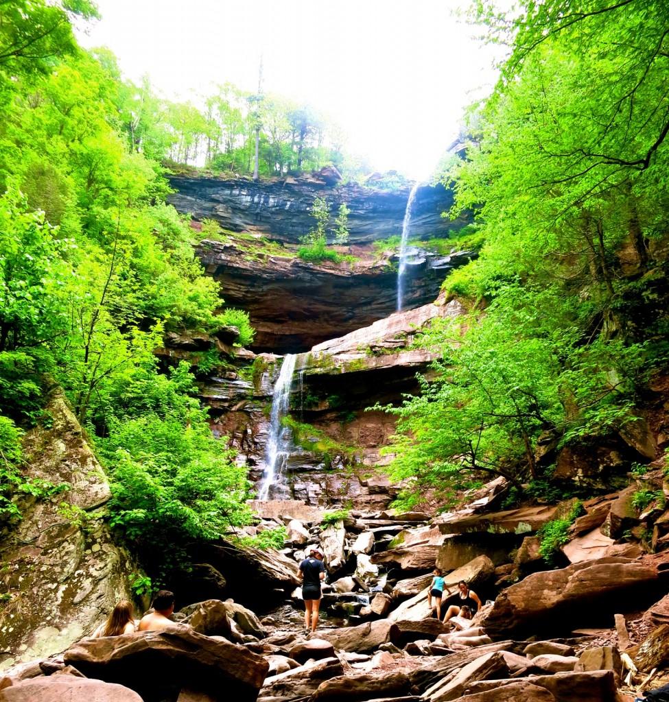 Kaaterskill Falls NY