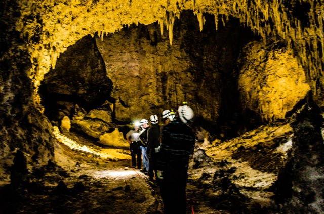 Lower Cave Tour - Carlsbad Caverns