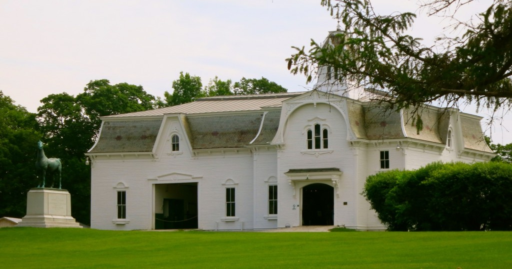 Morgan Horse Farm 1878 Barn