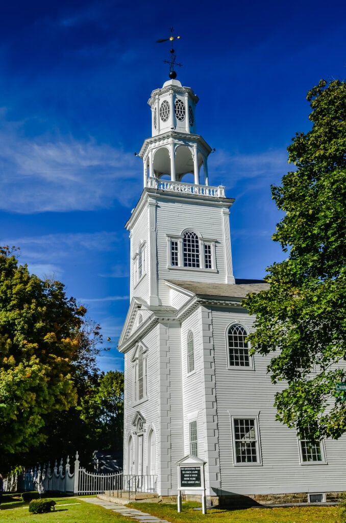 Old First Church - Bennington VT
