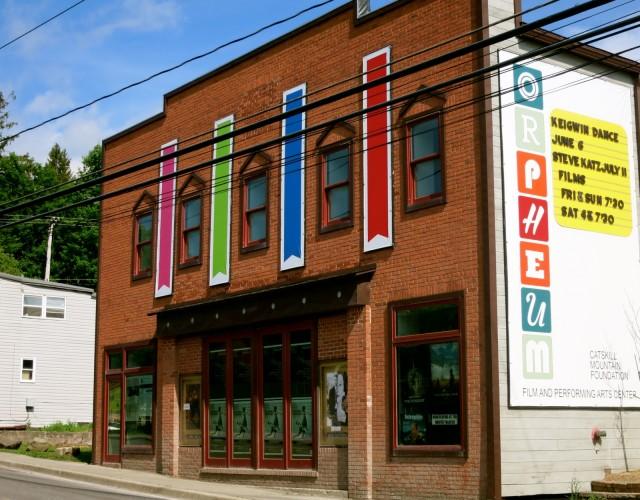 Orpheum Theater, Tannersville NY