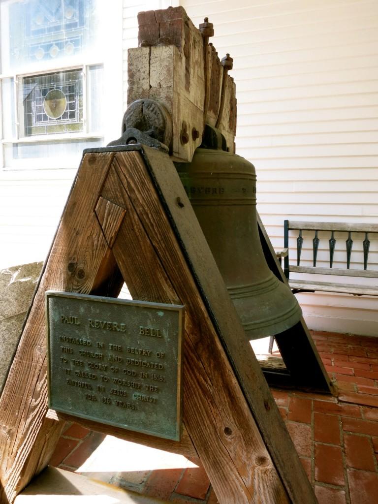 Paul Revere Bell, Woodstock VT