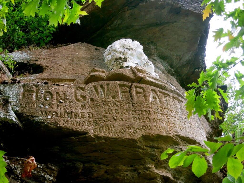 Pratt Rock Great Northern Catskills NY