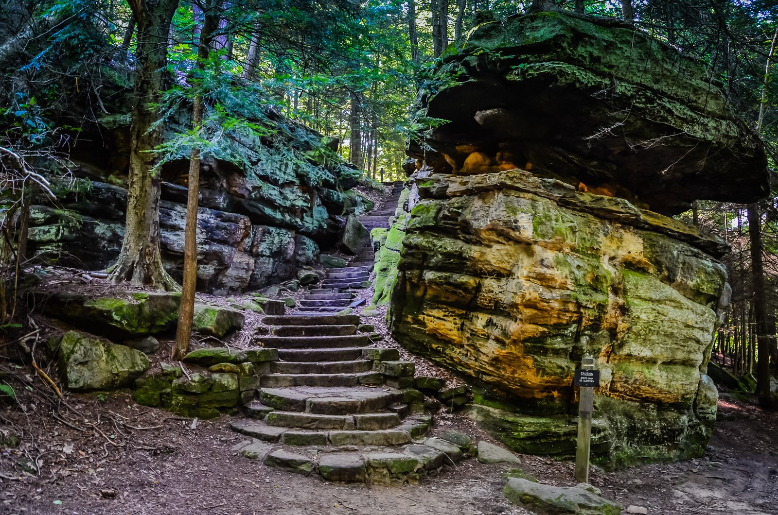 Red Granite Ohio : American parks a state by list