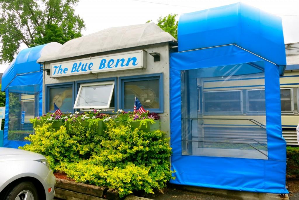 The Blue Benn, Bennington VT