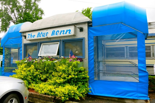The Blue Benn, Bennington VT