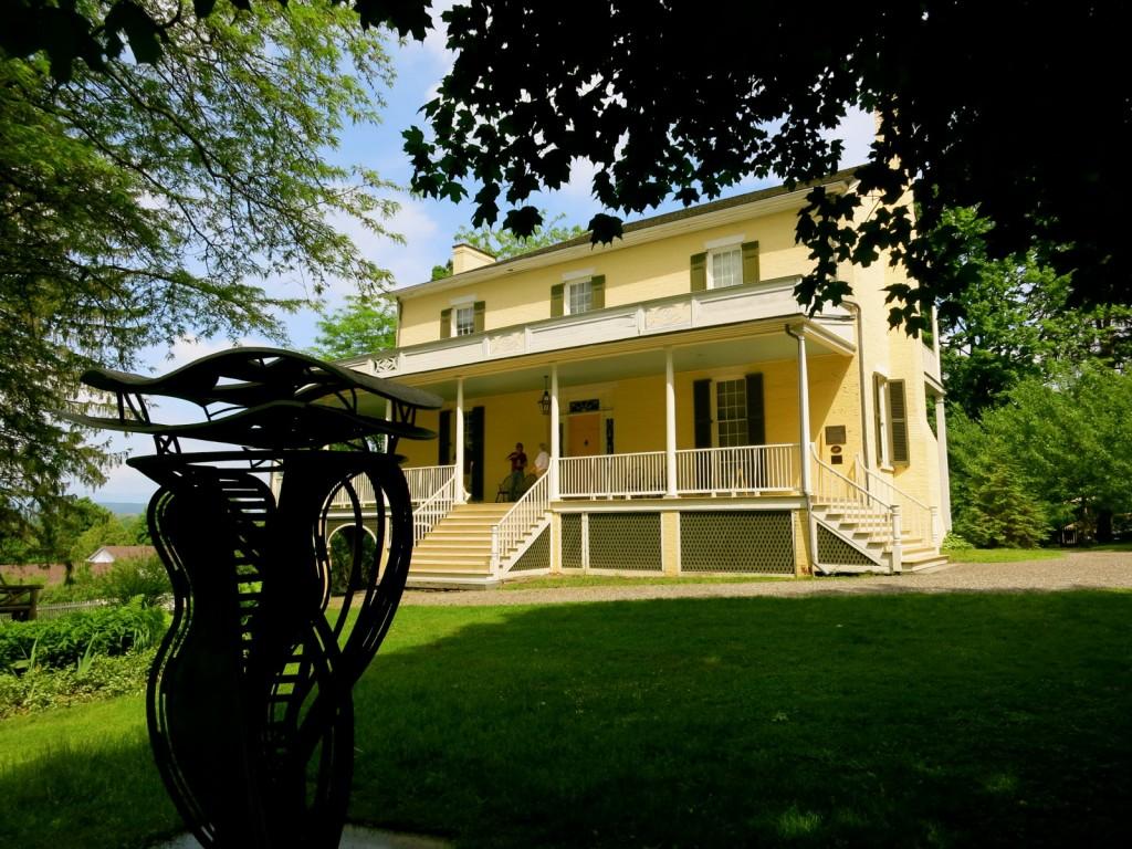 Thomas Cole House, Catskill NY