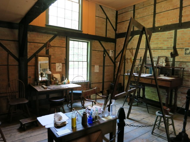 Thomas Cole Old Studio