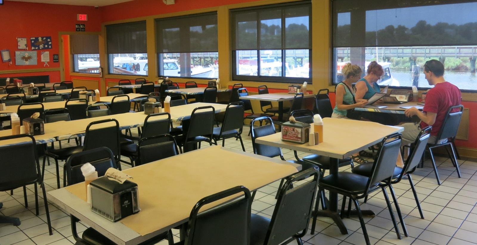Abner S Restaurant In Chesapeake Beach Md
